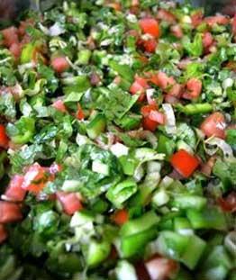 Mazza Salad