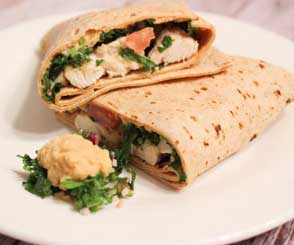 Tabouli Rollup